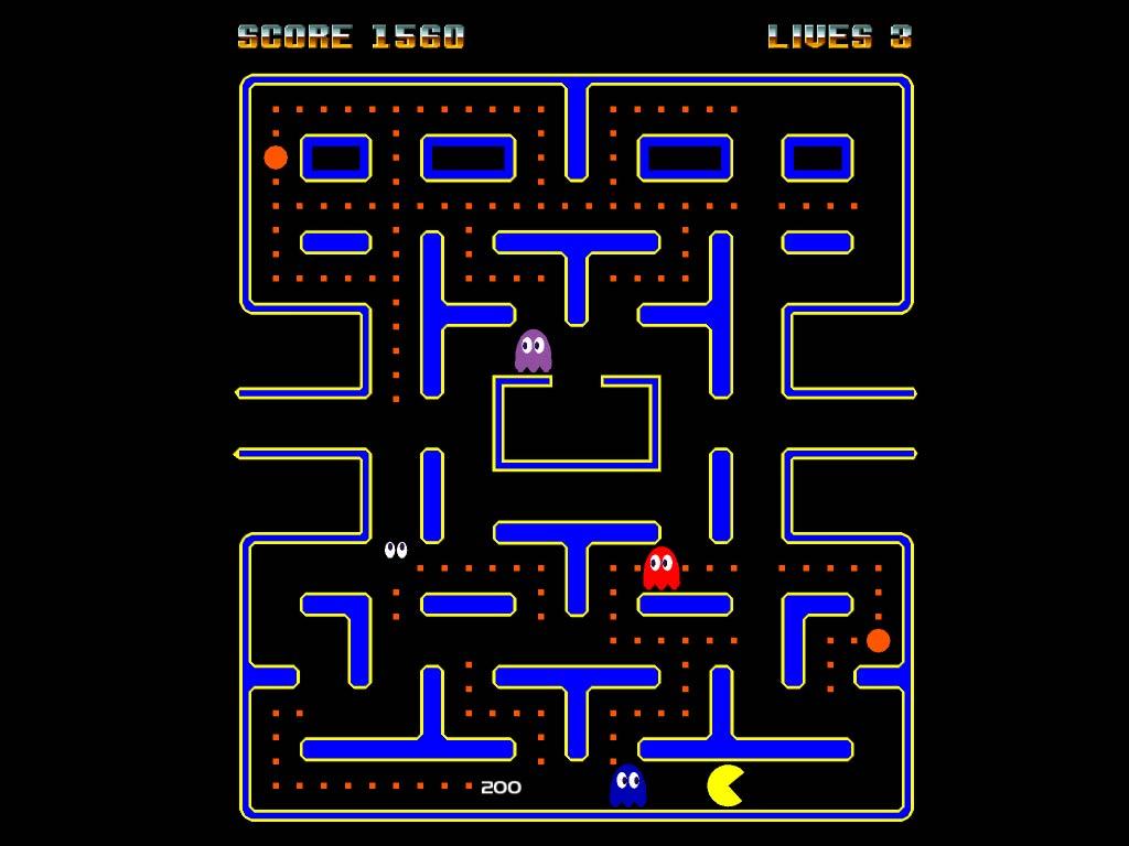 Pacman Online Free Spielen