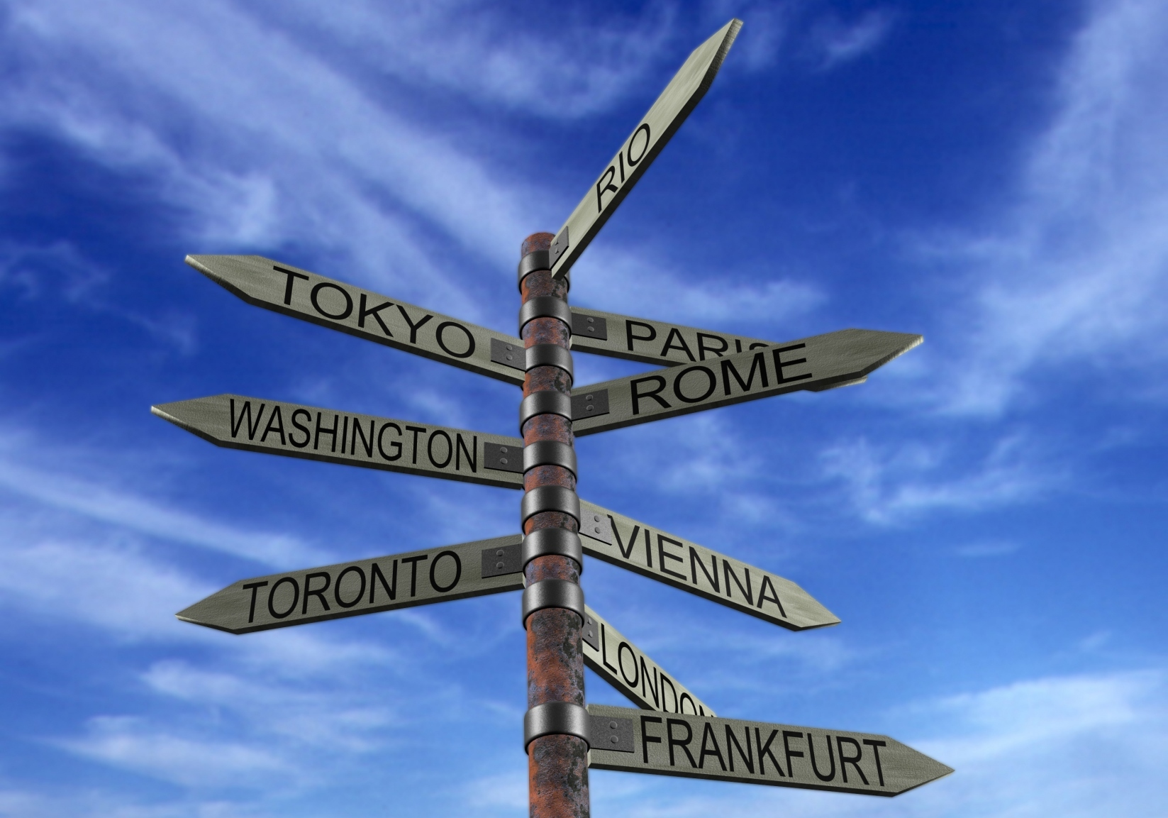 How to Choose a Destination As a First Time Traveler forecasting