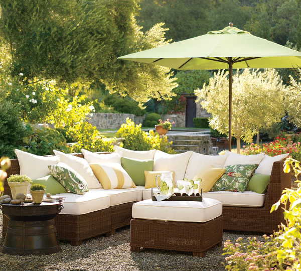 how to protect your outdoor furniture from the elements clickhowto rh clickhowto com home outdoor furniture deals home depot outdoor furniture covers