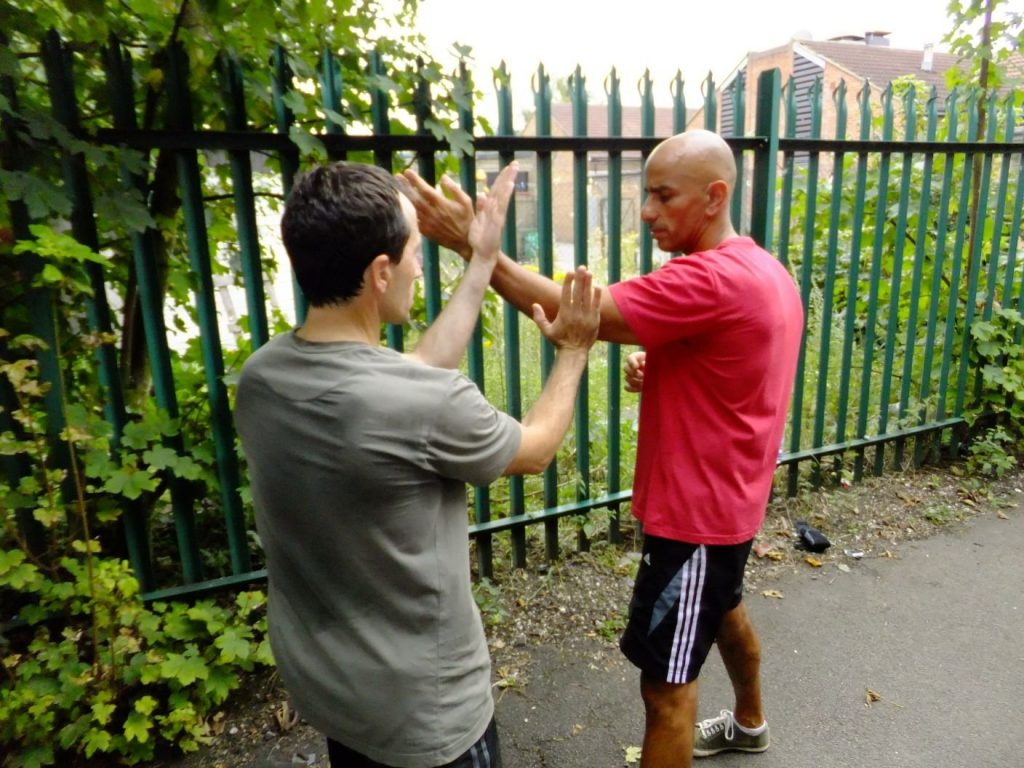 Ignition: Getting Started with Wing Chun Training