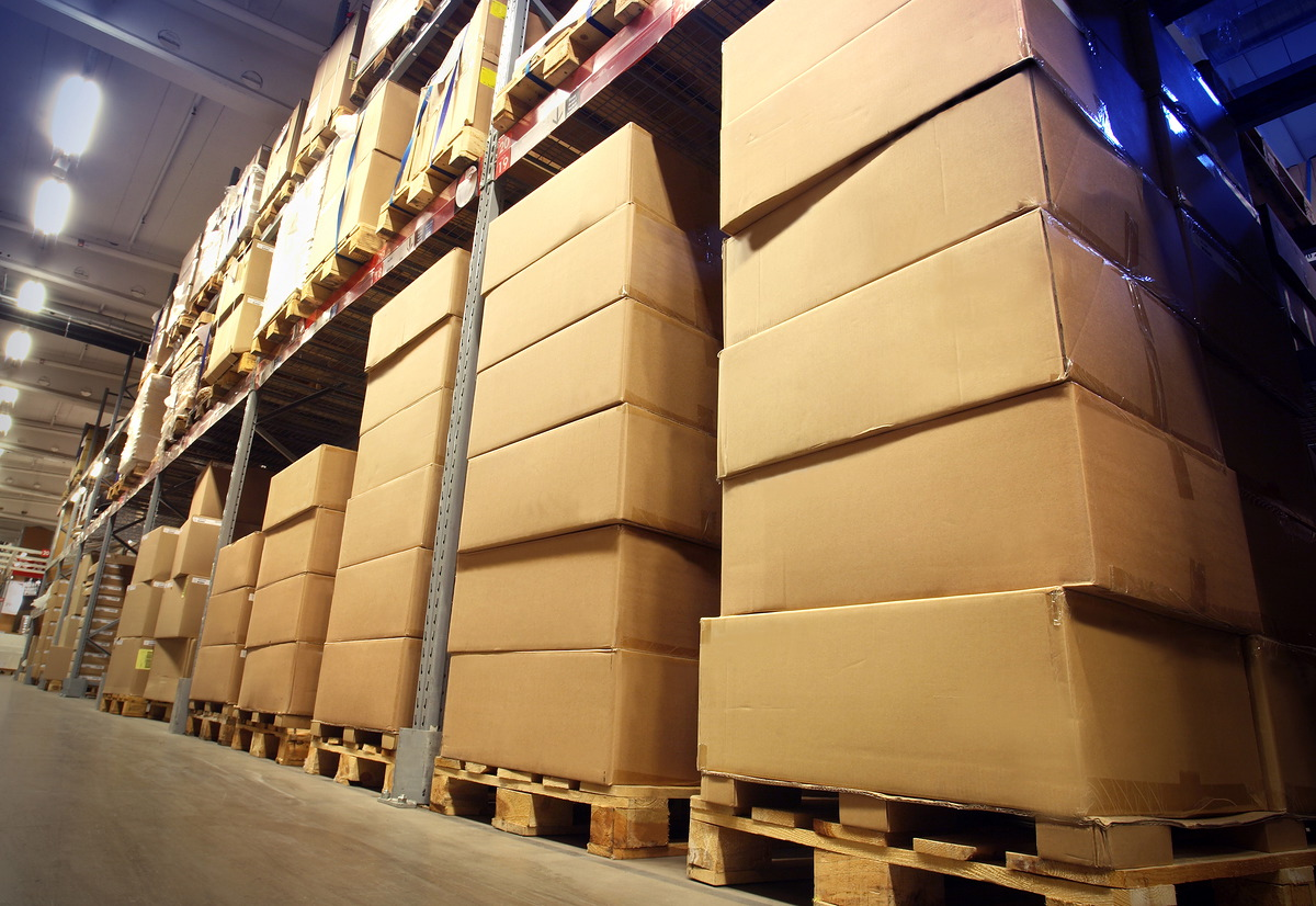 Where to find a warehouse for storage of goods