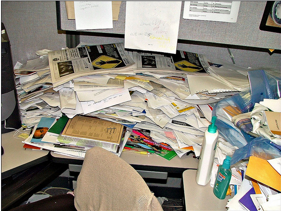 tidy office. How To Keep A Clean Office Space Tidy Office