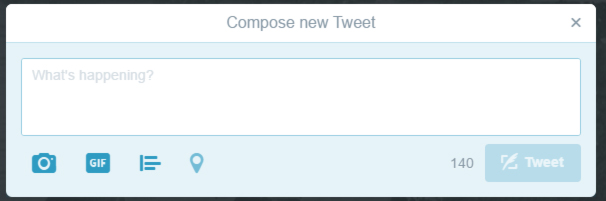 Compose-New-Tweet