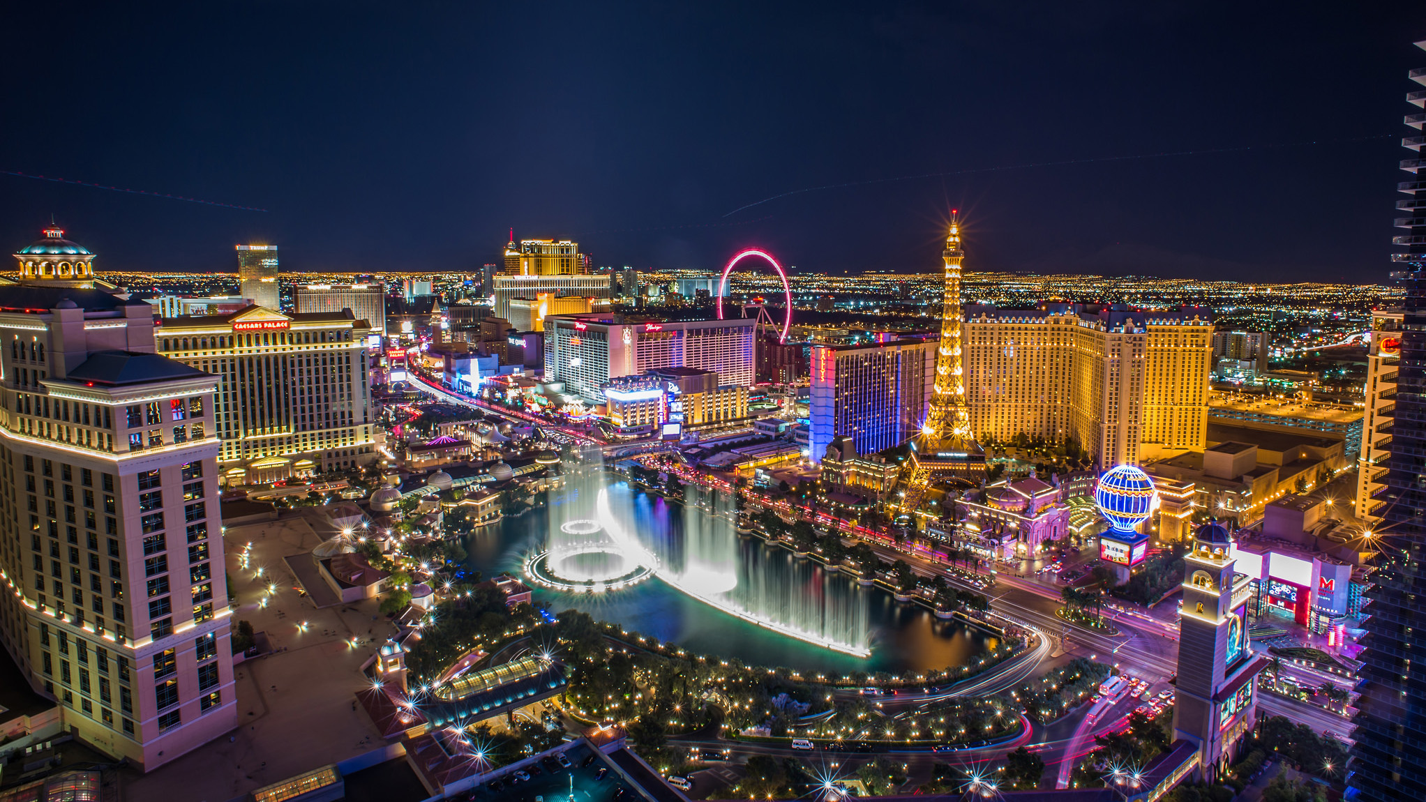 How to Plan a Trip to Las Vegas forecast