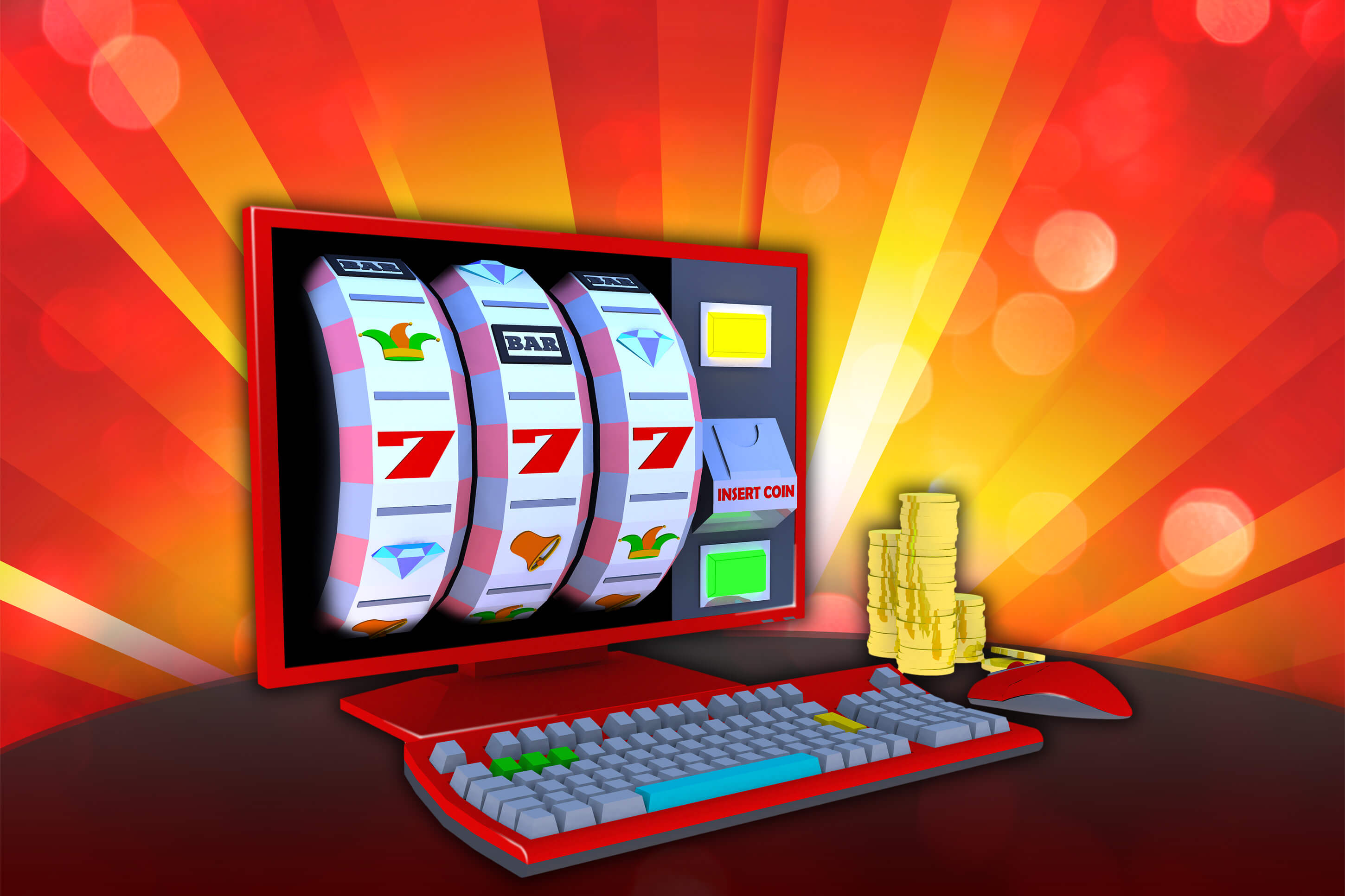 online casino choose