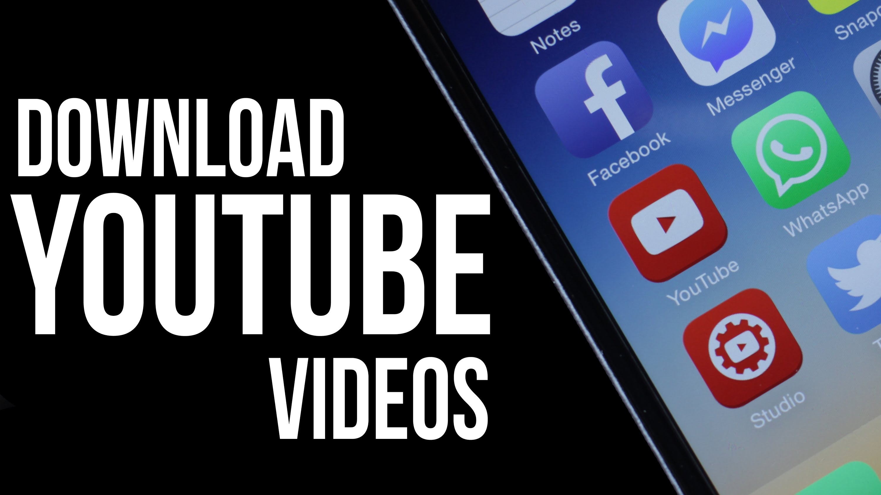 How To Convert and Download YouTube videos to your Local ...