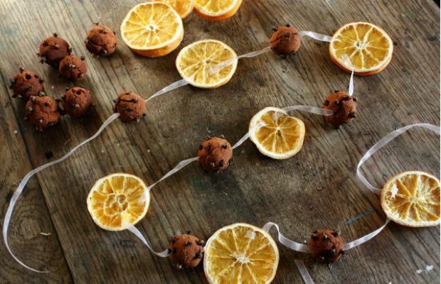 Hang A Sweet-odor Garland