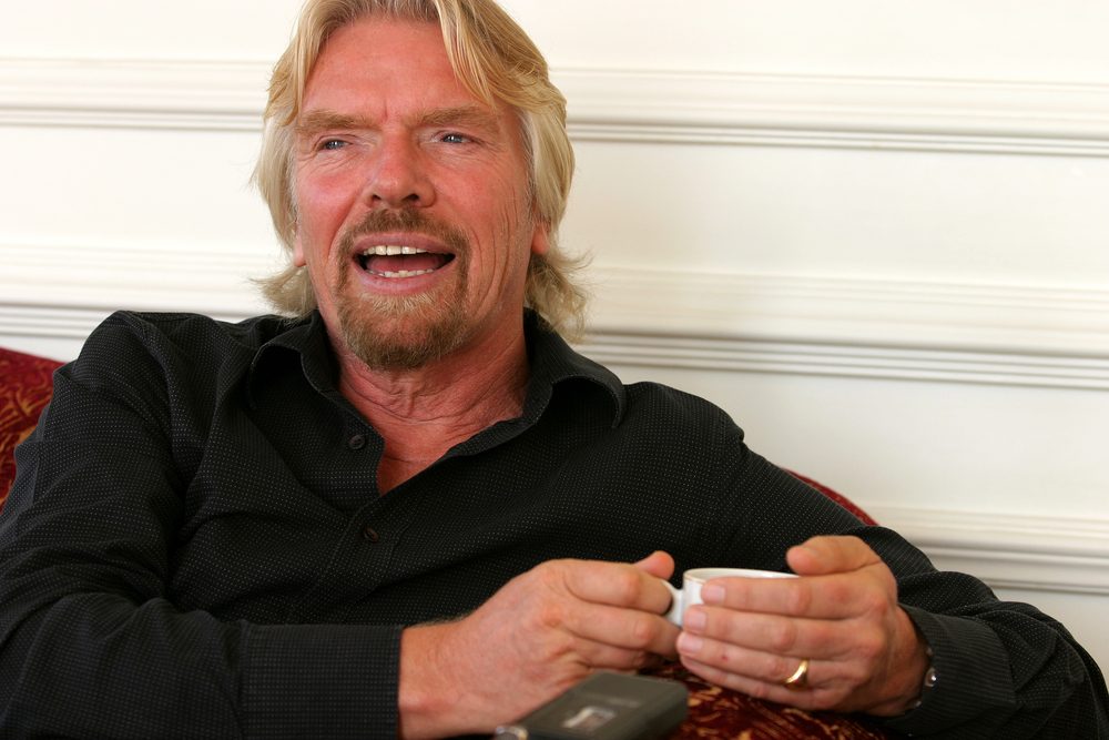 Richard Branson - One example of a true leader